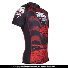 Venum Absolute Crimson Viper Rash Guard